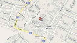 Spoločnosť E.M.A. s.r.o. na mape Google